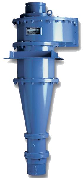Гидроциклон для очистки сточных вод